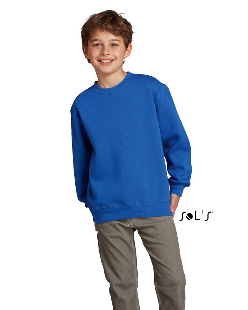 Sol's 13249 Kids New Supreme Sweatshirt
