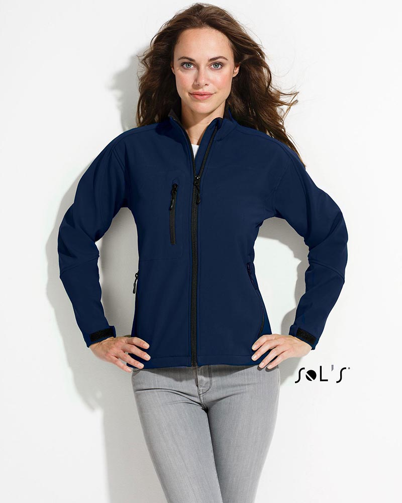 Sol's 46800 Ladies Roxy Soft Shell Jacket