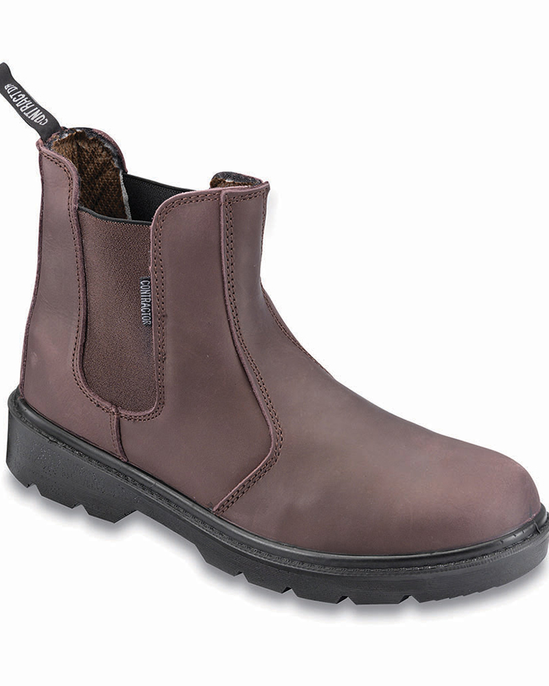 Progressive Safety FW804 Safety Dealer Boots