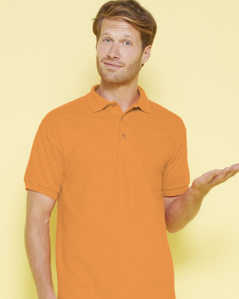 Gildan Ultra Cotton Pique Polo Shirt Bcd Tofu House