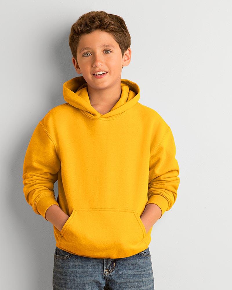 Gildan Heavy Blend GD57B Kids Hooded Sweatshirt