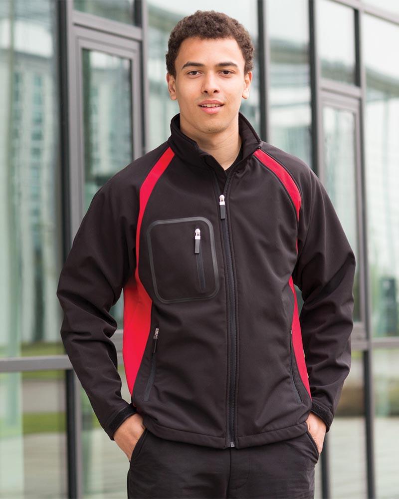 Finden & Hales LV620 Team Soft Shell Jacket