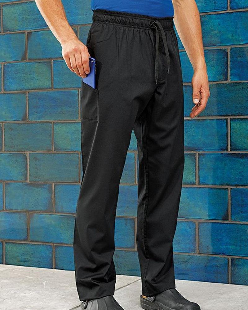 17f9cab11da Premier PR554 Select Slim Leg Chef s Trousers - Stevenage Embroidery