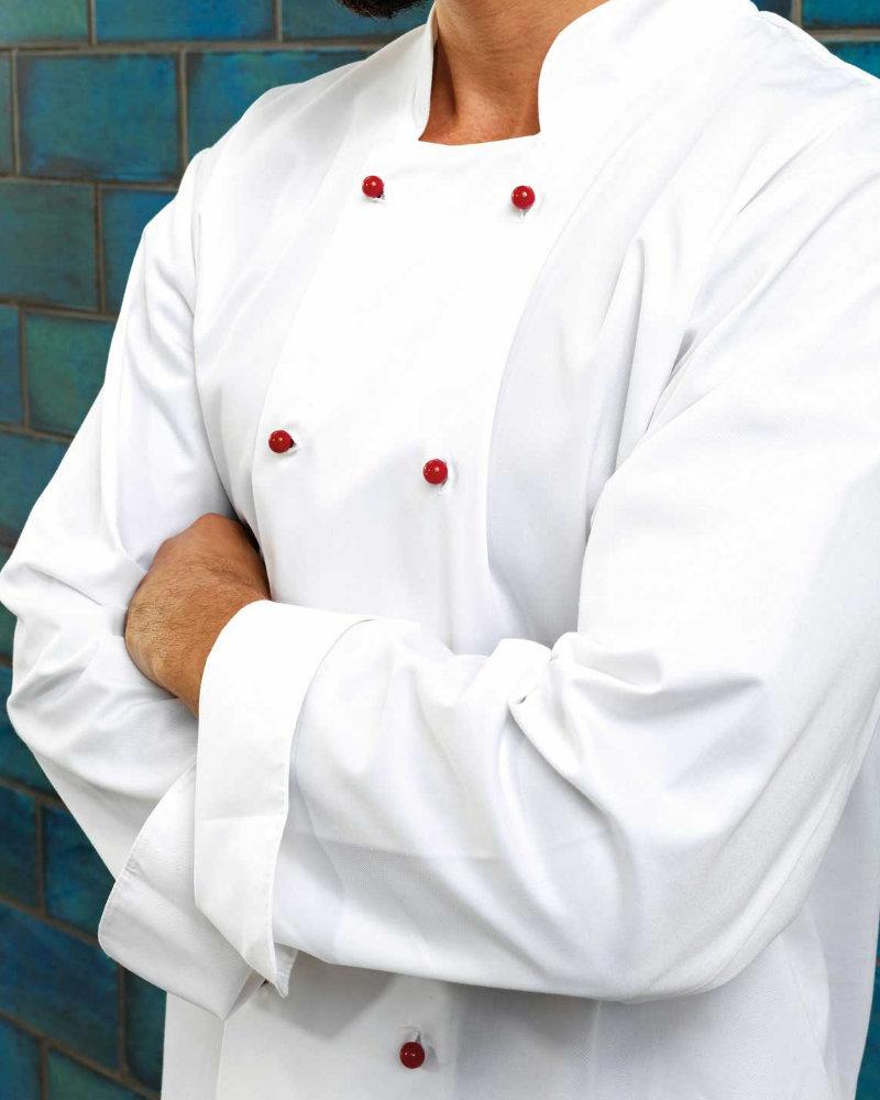 Premier PR652 Chef's Jacket Studs