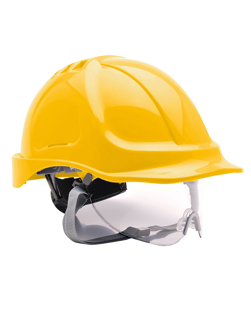 Portwest PW040 Endurance Visor Hard Hat