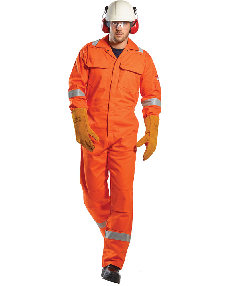 PW450 Portwest Bizweld Flame Resistant Iona Coverall