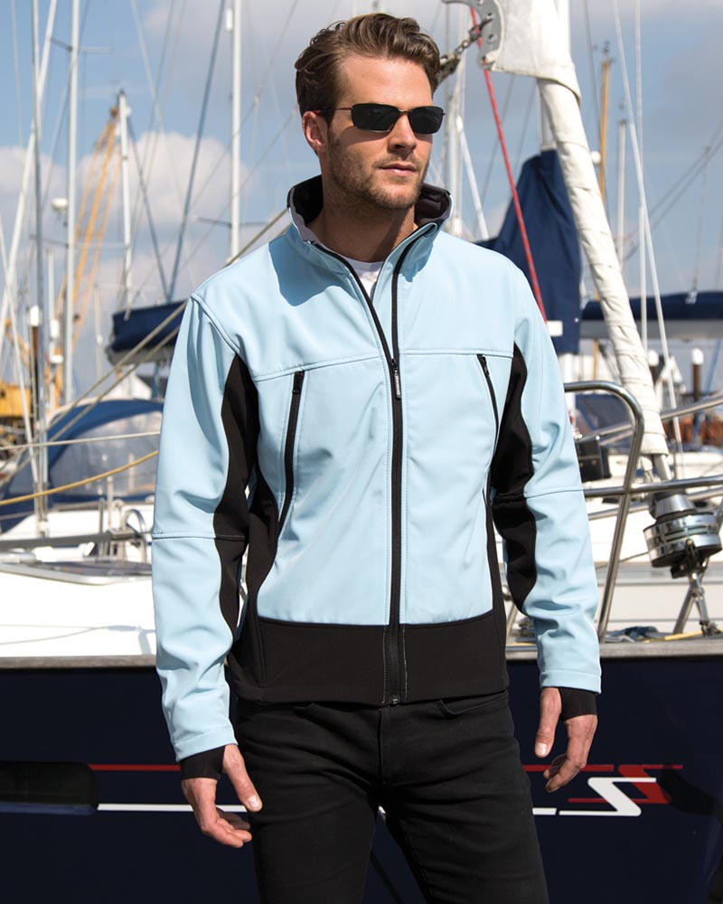 Result RS120 Soft Shell Activity Jacket