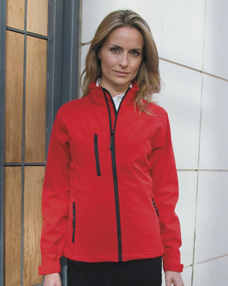 Result RS128F Ladies Base Layer Soft Shell Jacket