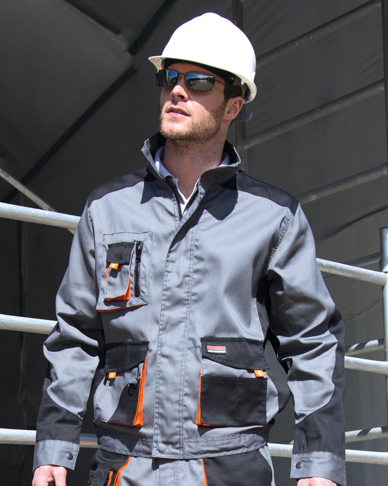Result Work-Guard RS316 Lite Unisex Jacket