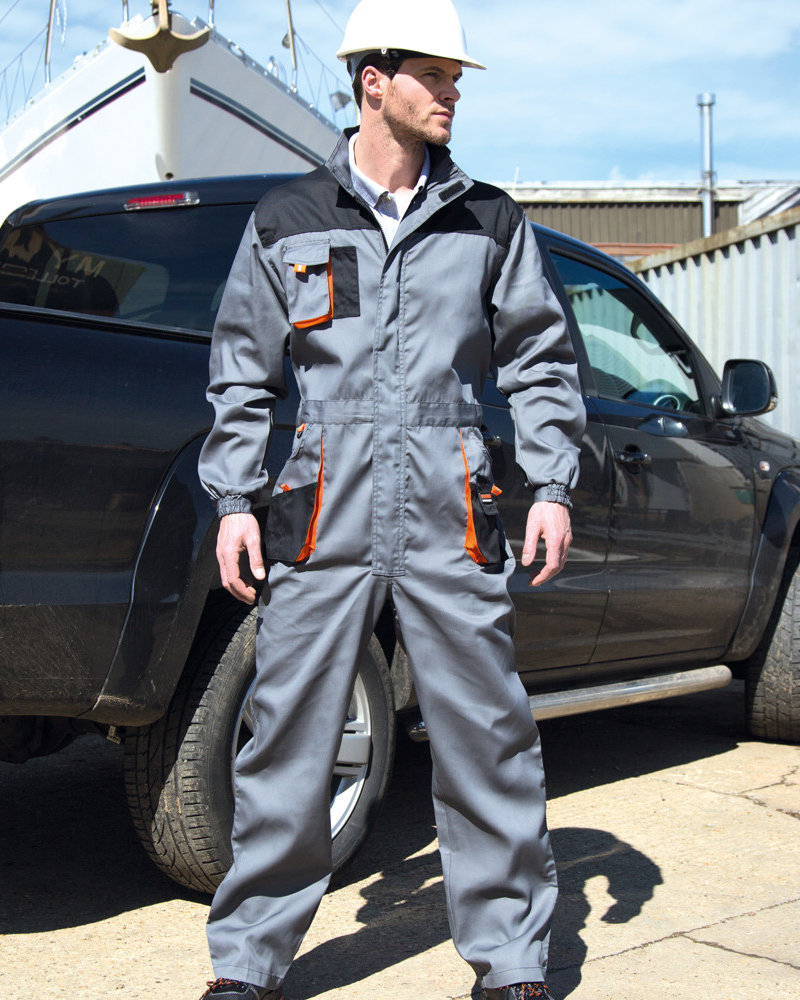 Result Work-Guard RS321 Lite Unisex Coverall