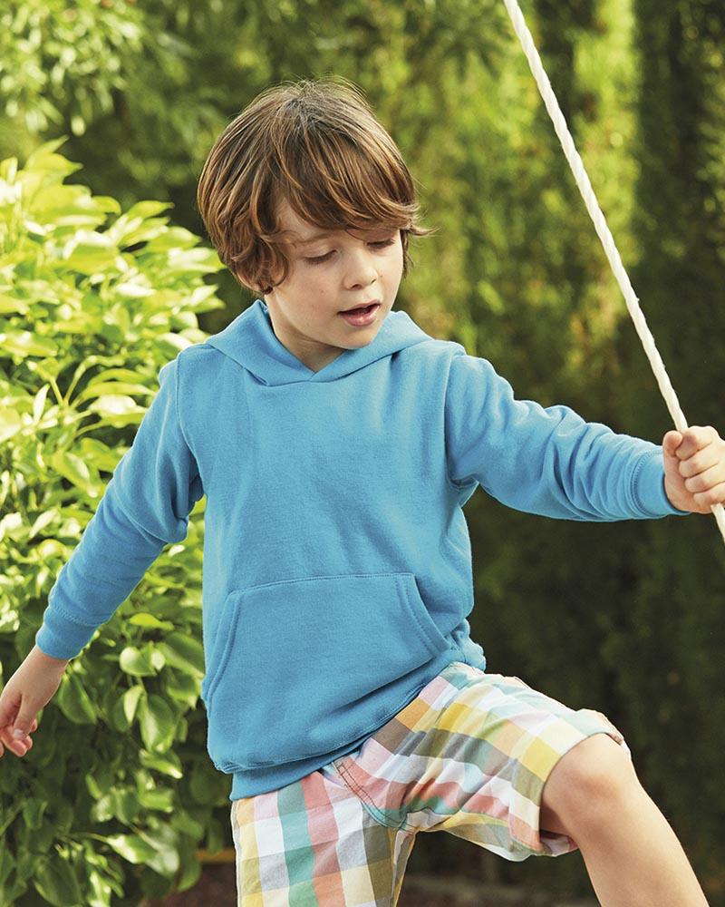 Fruit of the Loom SS14B Kids Classic Hooded Sweatshirt