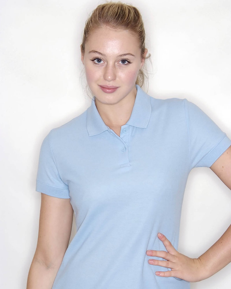 Fruit of the loom SS86 Lady Fit Piqué Polo Shirt