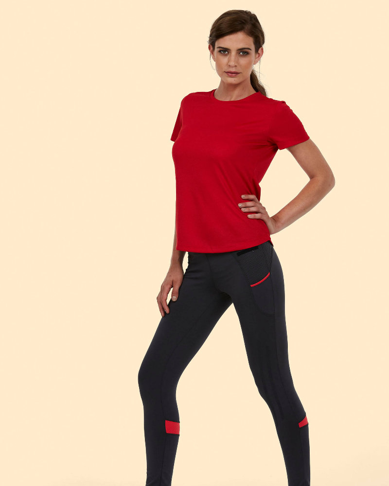 Uneek UC316 Ladies Ultra Cool T Shirt