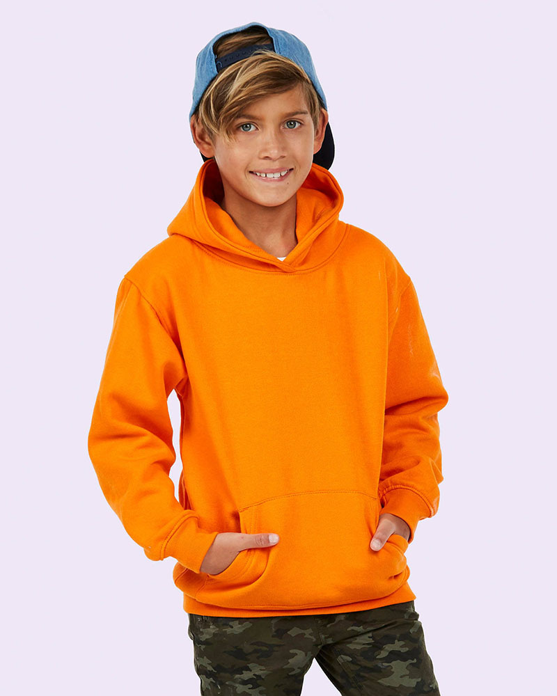 Uneek UC503 Childrens Hooded Sweatshirt