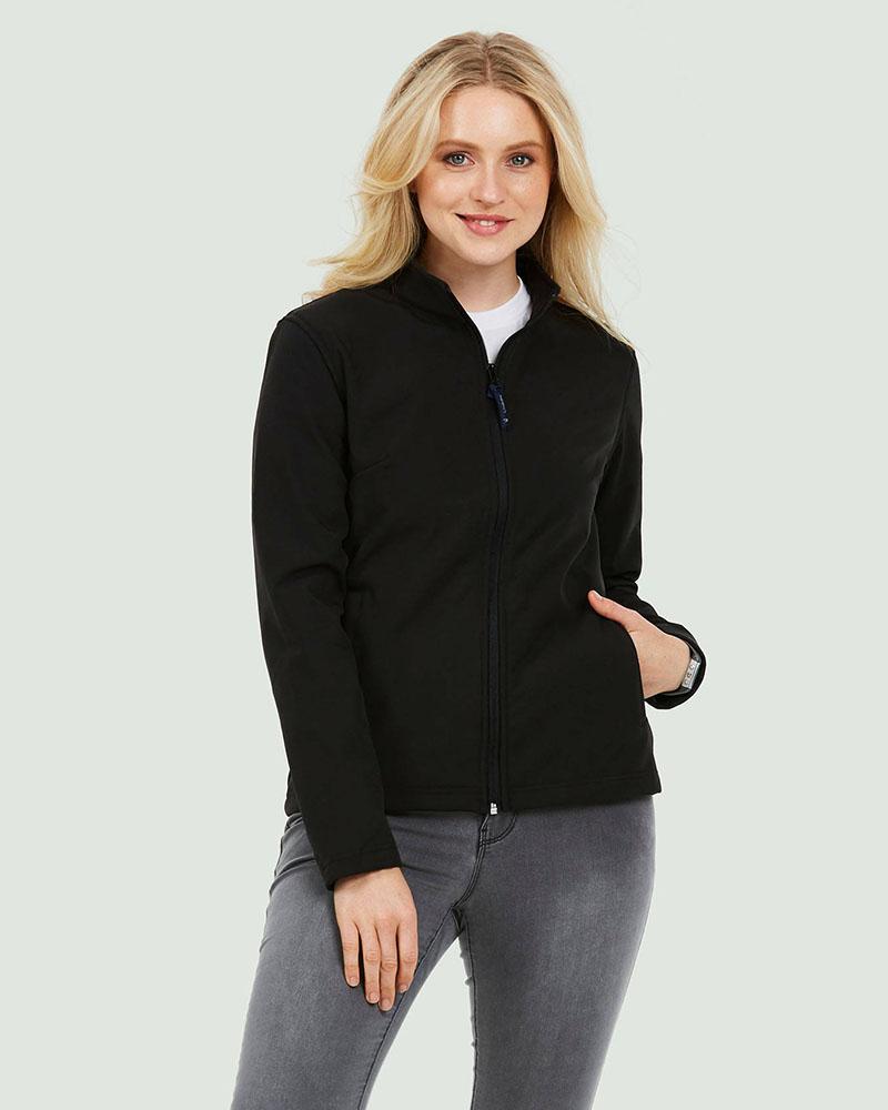 Uneek UC613 Ladies Classic Full Zip Soft Shell Jacket