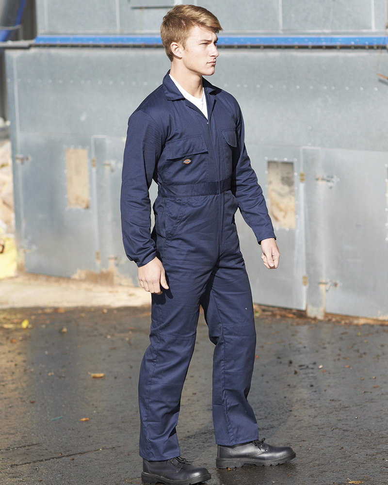 Dickies WD402 Redhawk Stud Front Coverall
