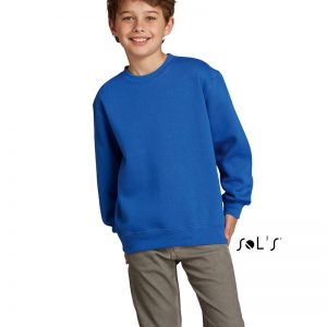 Sol's 13249 Kids New Supreme Sweatshirt