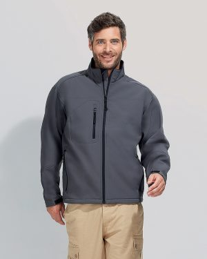 Sol's 46600 Relax Soft Shell Jacket