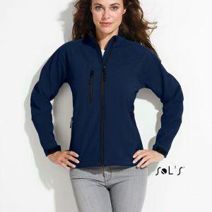 Sol's 46800 Ladies Roxy Soft Shell Jacket