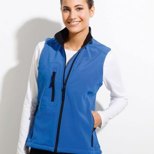 Sol's 46801 Ladies Rallye Soft Shell Bodywarmer