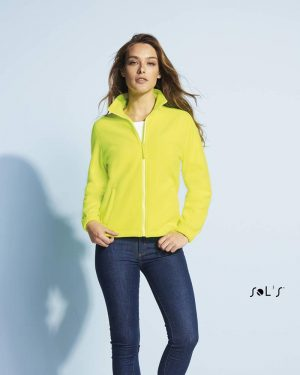 Sol's 54500 Ladies North Fleece Jacket