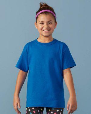 Gildan GD05B Kids Heavy Cotton T-Shirt