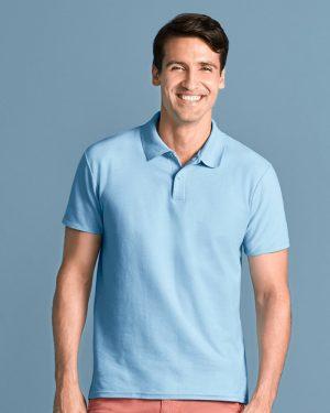 Gildan GD35 SoftStyle® Double Piqué Polo Shirt