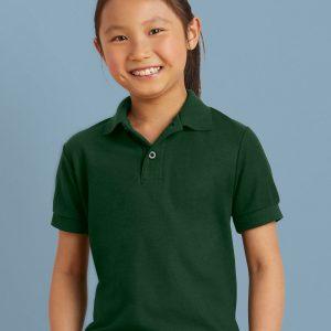 Gildan GD42B Kids DryBlend® Double Piqué Polo Shirt