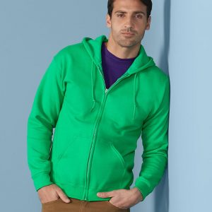 Gildan Heavy Blend GD58 Zip Hooded Sweatshirt