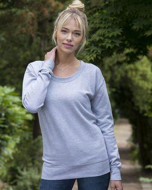 AWDis JH036 Girlie Fashion Sweatshirt