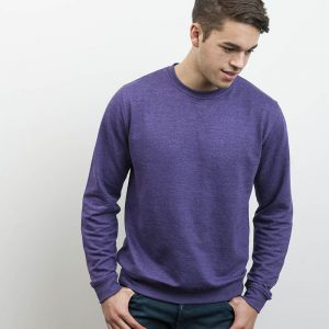 AWDis JH040 Heather Sweatshirt
