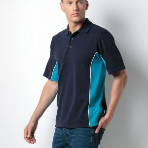 Gamegear K475 Track Poly/Cotton Piqué Polo Shirt