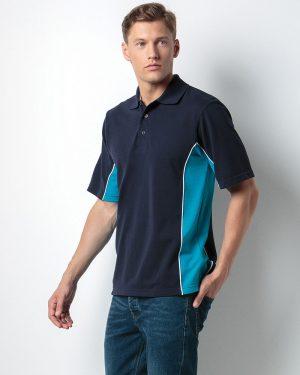 Gamegear K475 Track Poly/Cotton Piqué Polo Shirt
