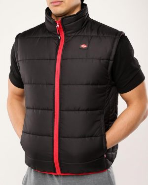 Lee Cooper LC706 Padded Bodywarmer