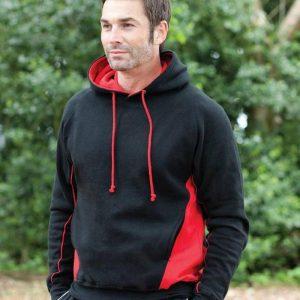 Finden Hales LV335 Contrast Hooded Sweatshirt
