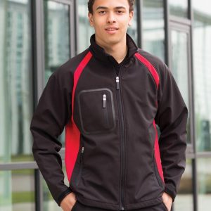 Finden & Hales LV620 Team Soft Shell Jacket