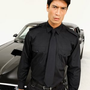 Premier PR210 Long Sleeve Pilot Shirt