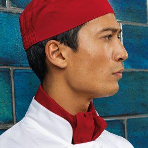 Premier PR653 Chef's Skull Cap