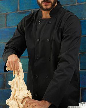 Premier PR657 Long Sleeve Chef's Jacket