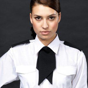Premier PR711 Ladies Clip On Cravat