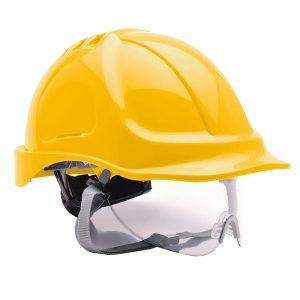 Portwest PW040 Endurance Visor Hard Hat
