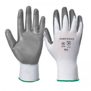 Portwest PW074 Flexo Grip Nitrile Gloves