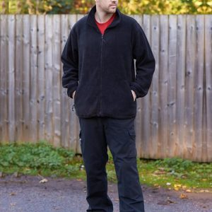 Portwest PW171 Argyll Heavy Fleece Jacket