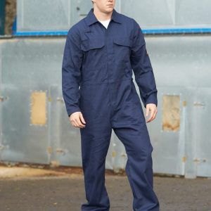 Portwest PW452 Bizweld Flame Resistant Coverall