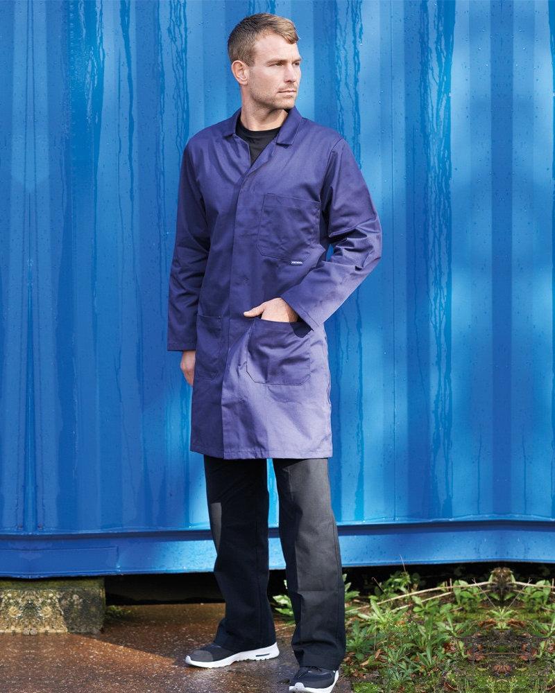 Portwest Lw15 Wrap Tunic: Portwest PW685 Standard Coat