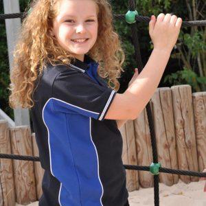 Papini Elite Junior Polo 210g Luca