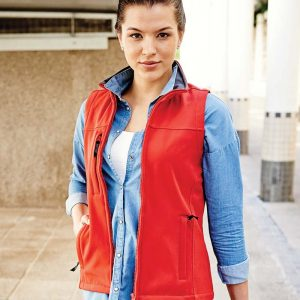 Regatta RG155 Ladies Flux Soft Shell Bodywarmer