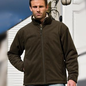 Result RS109 Urban Extreme Climate Stopper Fleece Jacket