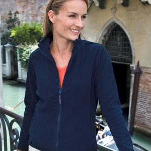 Result RS115F Ladies Horizon Micro Fleece Jacket