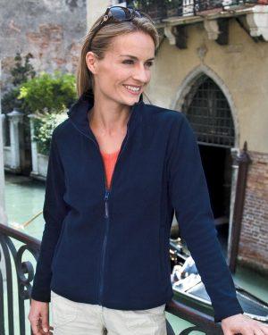 Result RS115F Ladies Horizon Micro Fleece Jacket
